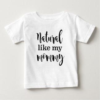 Natural Like My Mommy Natural Hair T-Shirt