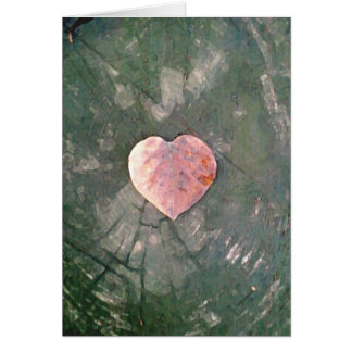 Natural Love, IIII Greeting Card