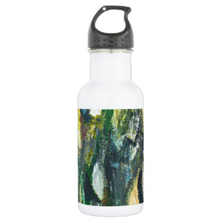 Natural Park divided by Thick Lines 532 Ml Water Bottle