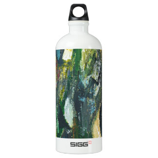 Natural Park divided by Thick Lines SIGG Traveller 1.0L Water Bottle