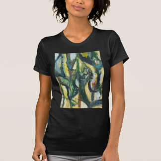 Natural Park divided by Thick Lines Tshirt