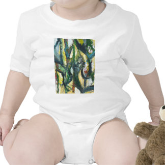 Natural Park divided by Thick Lines Tshirts