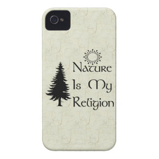 Natural Religion Blackberry Case