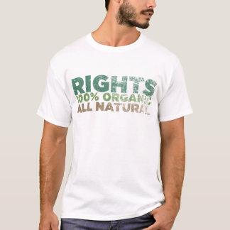 Natural Rights Distressed Shirt