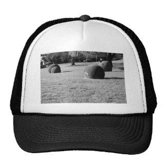 Natural Round Boulders Trucker Hats
