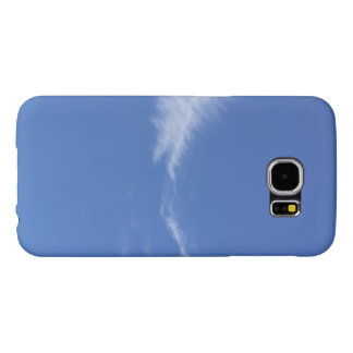Natural Sky Blue Samsung Galaxy S6, Barely There Samsung Galaxy S6 Cases