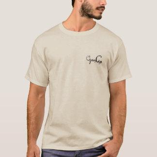 Natural t-shirt Kraken