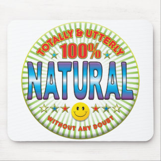 Natural Totally Mousepad