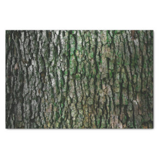 Natural tree bark texture tissue paper