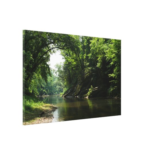 Natural Wonders Canvas Print
