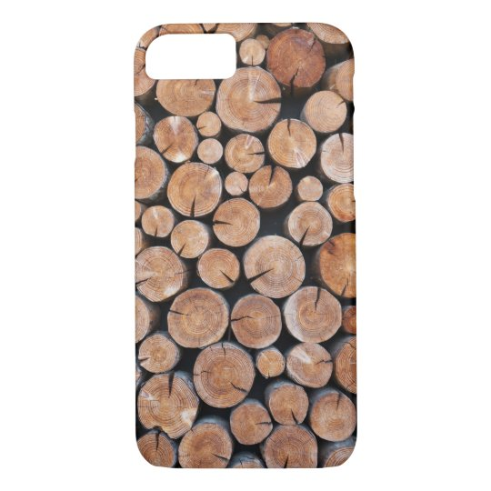 natural wood texture i phone cases