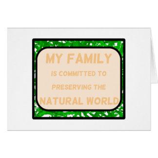 Natural World Cards