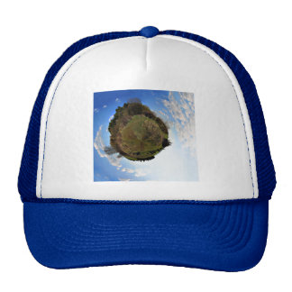 Natural World in Minature hat