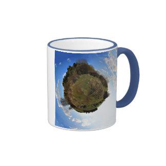 Natural World in Minature mug