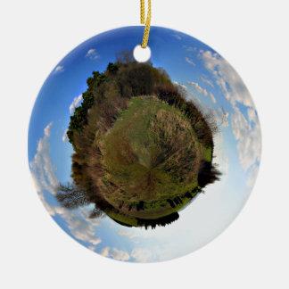 Natural World in Minature ornament