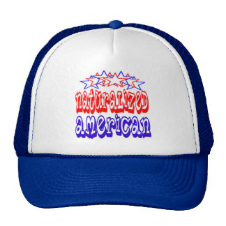 Naturalized American Hats