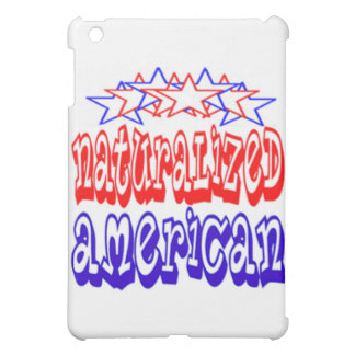 Naturalized American Ipad Case