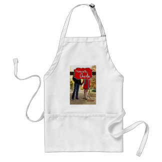 Naturally, Charlie Cover Standard Apron