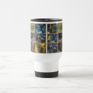 Naturals Beauty Travel Mug