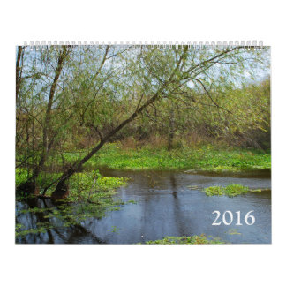 Nature 2016 calendars