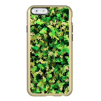 'Nature' Abstract Grass Design Incipio Feather® Shine iPhone 6 Case