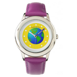 Nature at heart watch