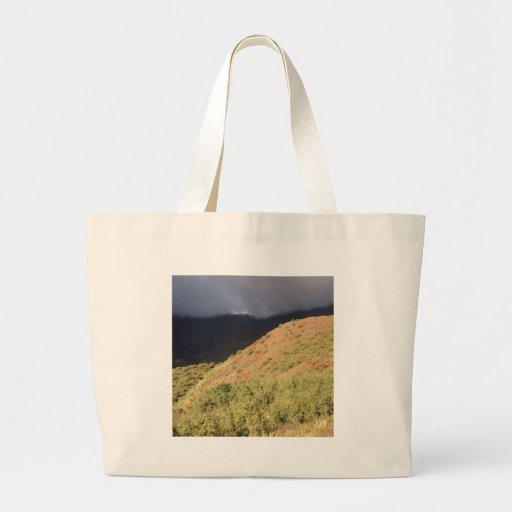 Nature Autumn Hill Storm Bags