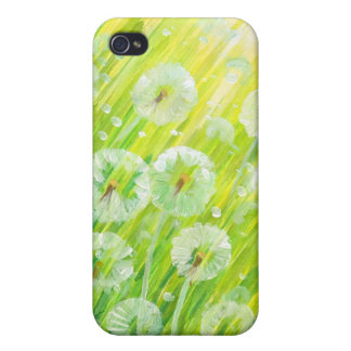 Nature background 2 iPhone 4 case