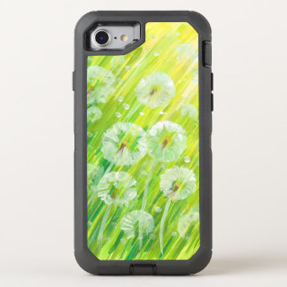 Nature background 2 OtterBox defender iPhone 8/7 case