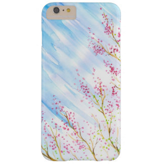 Nature background barely there iPhone 6 plus case