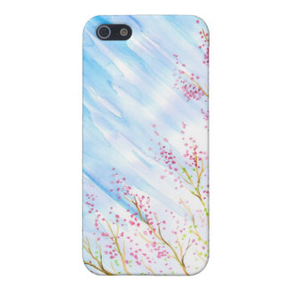Nature background case for iPhone 5/5S