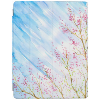 Nature background iPad cover