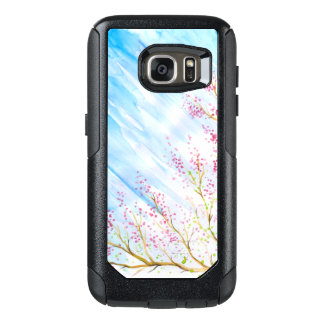 Nature background OtterBox samsung galaxy s7 case