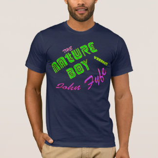 Nature Boy John Fyfe T-Shirt