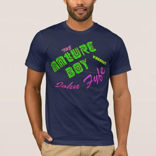 Nature Boy John Fyfe T-Shirt