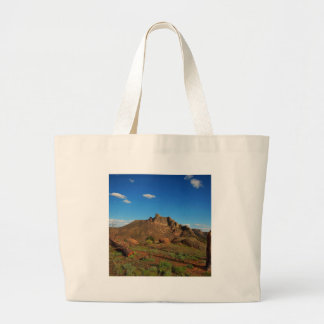 Nature Canyon Beautiful Nature Canvas Bags