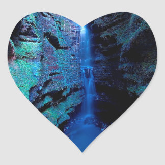 Nature Canyon Deep River Gorge Stickers