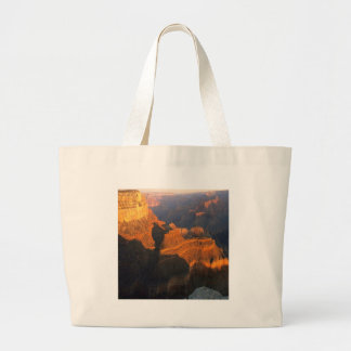 Nature Canyon Sunlight Canvas Bags