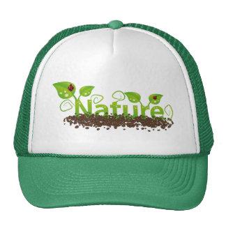 Nature Cap Mesh Hat