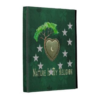 Nature Church iPad Folio Cases