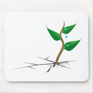 Nature Conquers All Mousepads