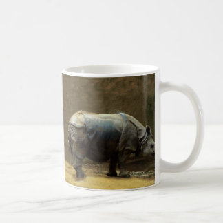 NATURE CUPS -  INDIAN RHINO MUG