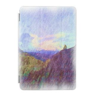 Nature Drawing iPad Mini Cover