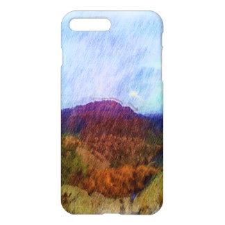 Nature Drawing iPhone 8 Plus/7 Plus Case