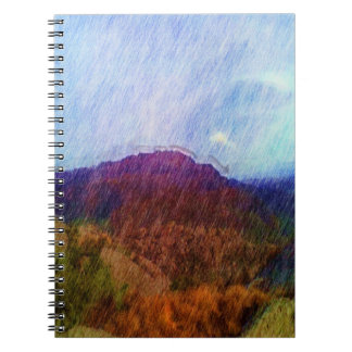 Nature Drawing Notebooks