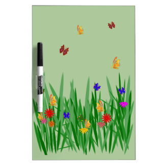 Nature Dry Erase Board