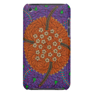Nature Floats Floral And Leaves Barely There iPod Cases