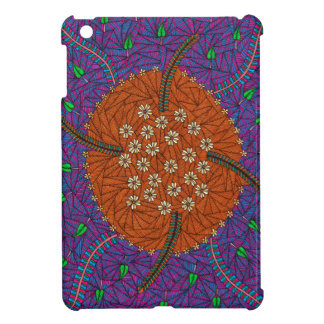 Nature Floats Floral And Leaves iPad Mini Case