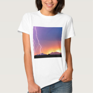 Nature Forces And They Danced Picacho Peak T-shirts