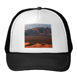 Nature Forces Dawn Namib Desert Namibia Trucker Hat